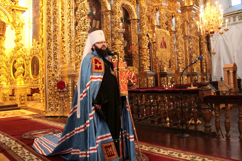 Пасхальное послание митрополита Смоленского и Дорогобужского Исидора