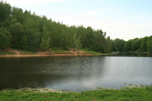 Пляжный недобор в Смоленской области