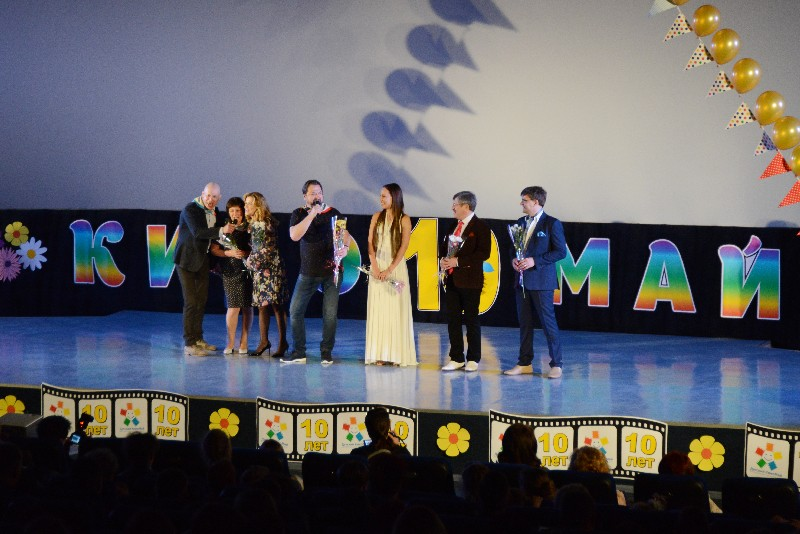 В Смоленске стартовал «Детский КиноМай»