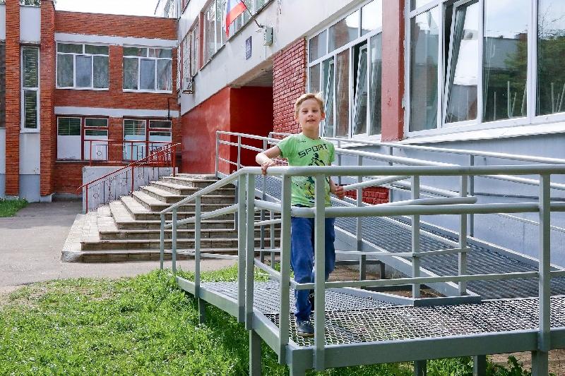 На формирование доступной среды в школе в Смоленской области потратят более миллиона рублей