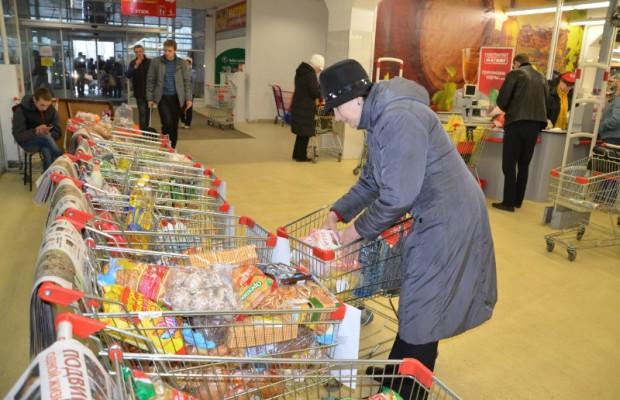 В Смоленске соберут продукты для нуждающихся