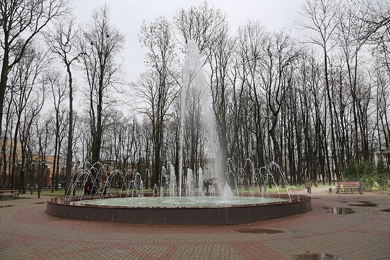Стало известно, когда заработает фонтан в центре Смоленска