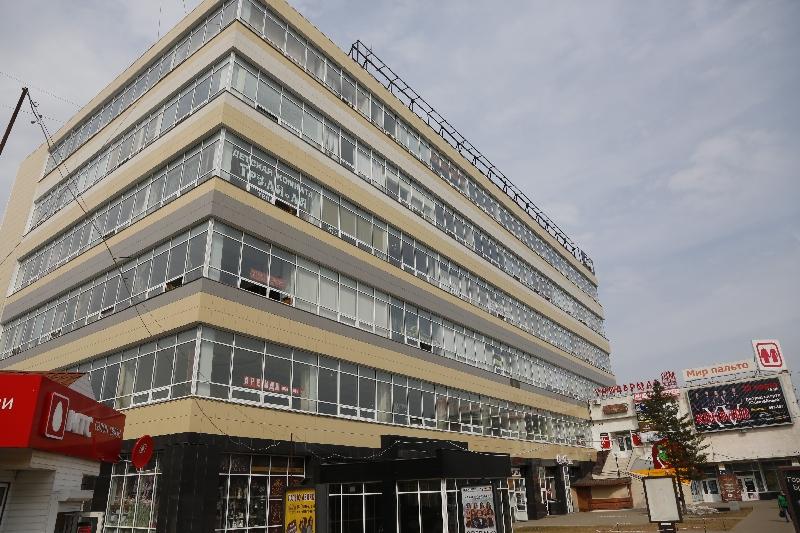 В Смоленске закрыли дом быта «Гамаюн»