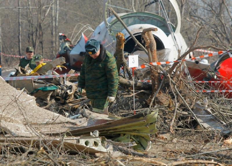 Эксгумацию останков жертв смоленской авиакатастрофы завершили в Польше