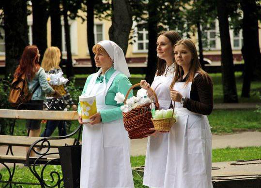 20 мая в Смоленске состоится благотворительная акция «Белый цветок»
