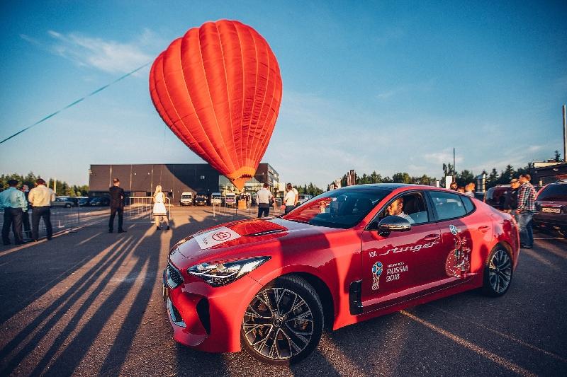 Мечтайте с КIА! В Смоленске открылся новый дилерский центр