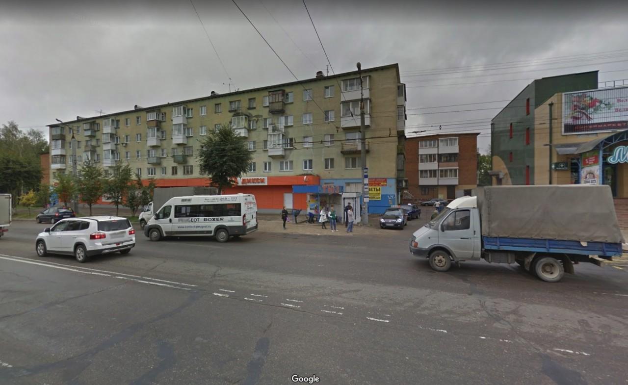 В Смоленске перенесут остановку «ТЮЗ»