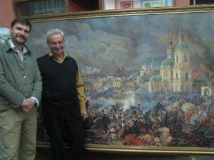 С оттенком войны. В райцентре Смоленской области прошла «Ночь в музее»