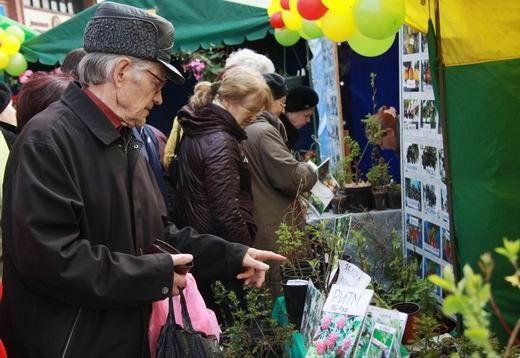 В Смоленске собираются запретить ярмарки в центре города