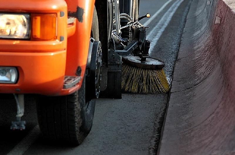 В Смоленске составили график уборки улиц