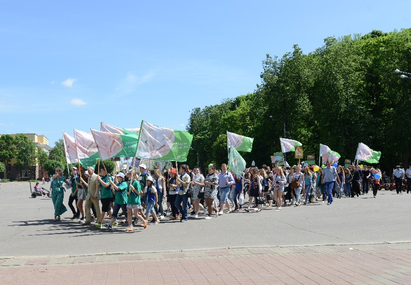 В Смоленске пройдет «Марш за жизнь»