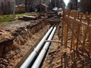 В Смоленске жители пяти улиц останутся без горячей воды