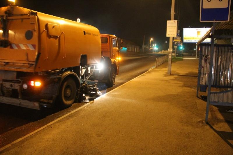 Власти Смоленска оценили уборку города