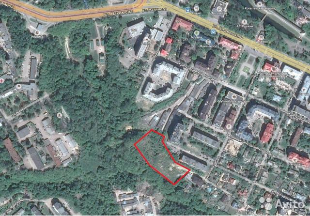 «Один из последних земельных участков в центре». В Смоленске продают гектар земли под новый жилой комплекс