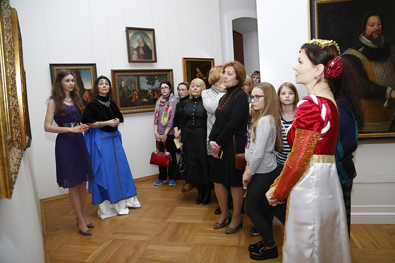 Подробная программа «Ночи музеев» в Смоленске
