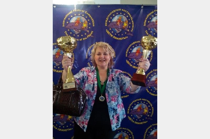 Смоленская школа стала лауреатом международного конкурса