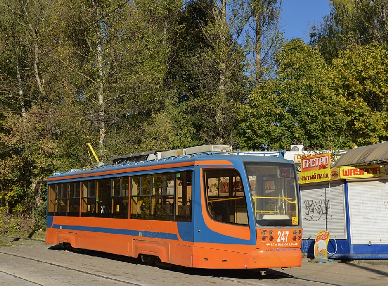 В смоленских трамваях установят камеры видеонаблюдения