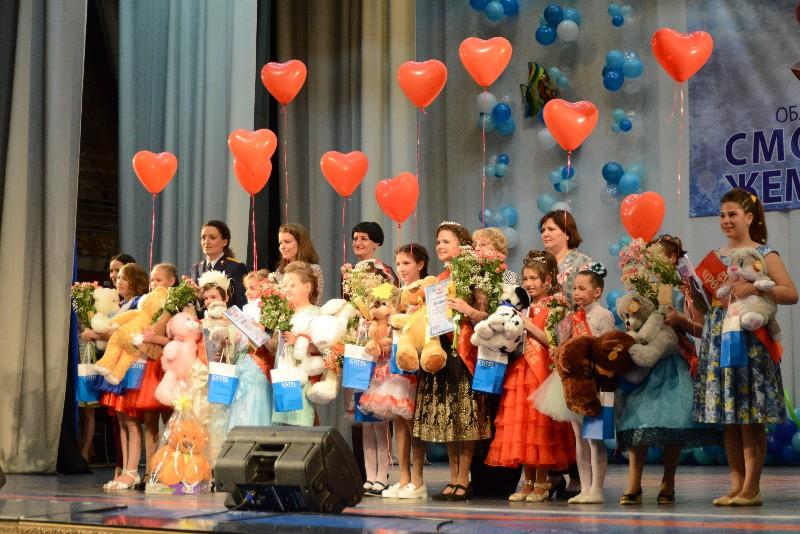 Стал известен победитель III областного конкурса талантов «Смоленская жемчужинка»
