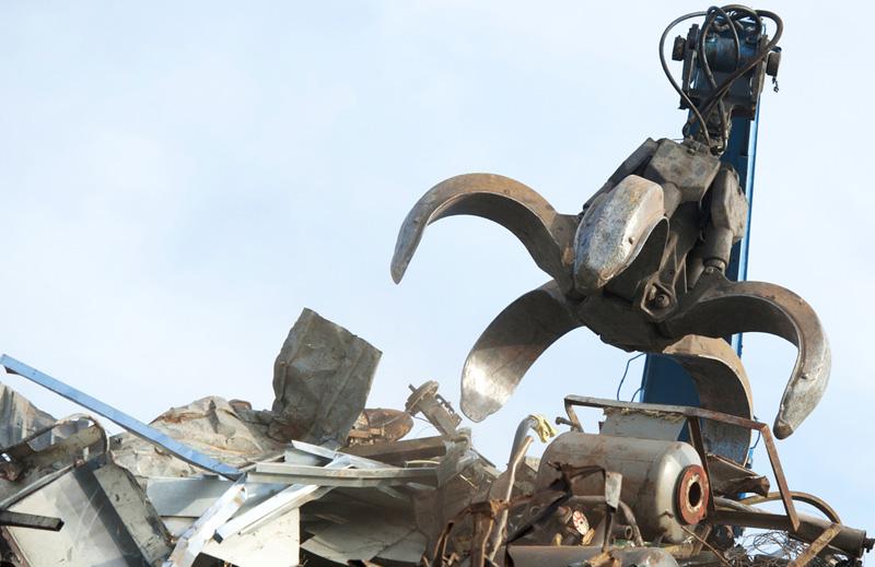Выгодно сдавать металлолом в «ЛомТрейдГрупп»