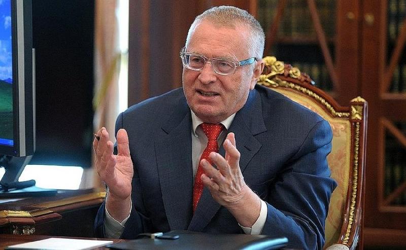 Владимир Жириновский будет избираться в Смоленскую областную думу