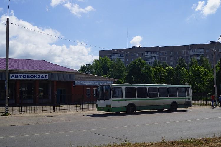 Глава Десногорска рассказал, почему в городе закрылся автовокзал