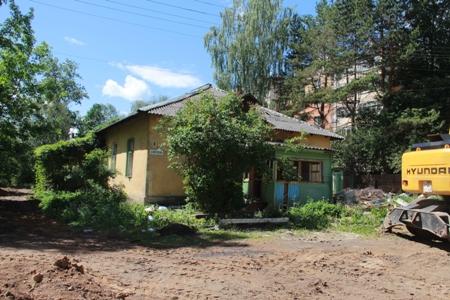 В райцентре Смоленской области снесут более 20 расселенных домов