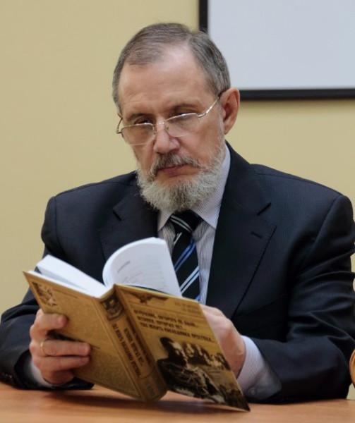 В Смоленском районе презентовали книгу о царской семье