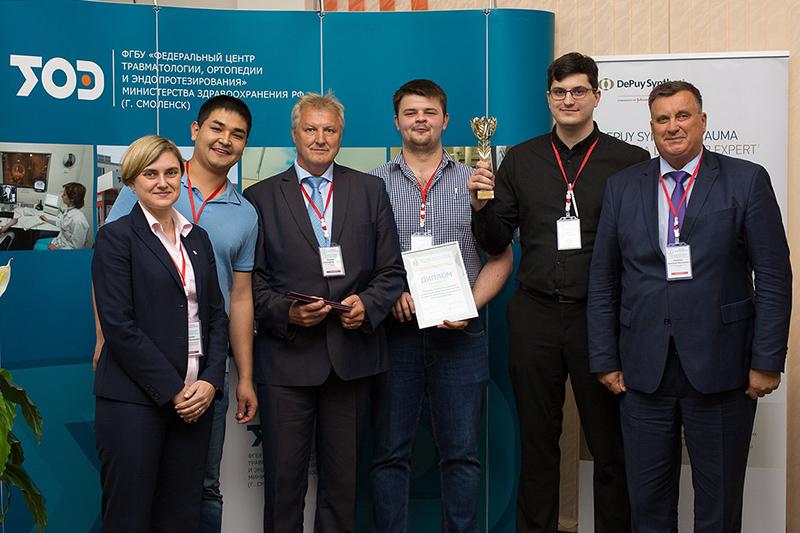 В Смоленске прошла V Международная олимпиада среди ординаторов, обучающихся по специальности «Травматология и ортопедия»