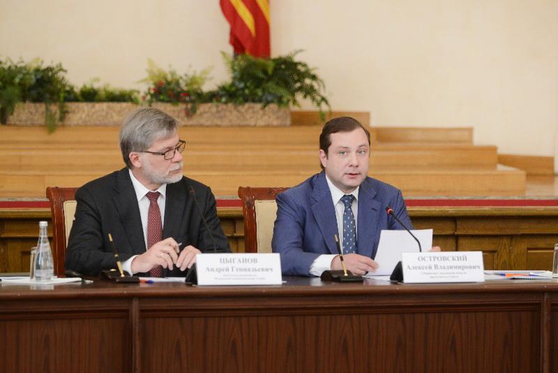 Алексей Островский: «Активное содействие развитию конкуренции является приоритетным направлением работы администрации региона»