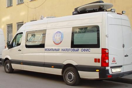 Мобильные налоговые офисы пополнили бюджет Смоленской области