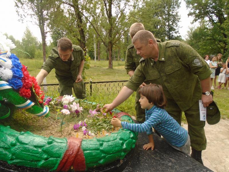 В Смоленской области прошла акция «Письма с фронта»