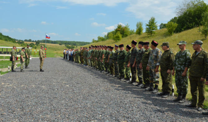 В Смоленской области создают народные дружины для охраны границы
