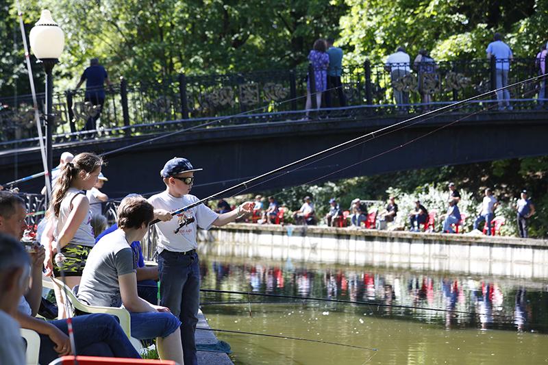 В Смоленске вновь пройдет День рыбака