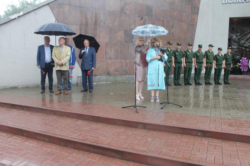 В Смоленске прошла акция «Поверка павших»