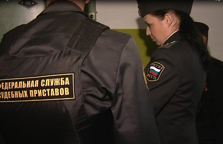 Приставы арестовали имущество смолян на 5,8 млн рублей