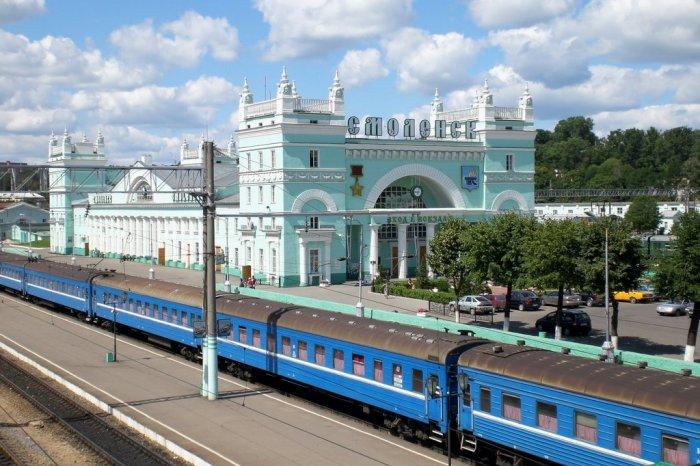 Площадь у вокзала в Смоленске стала Привокзальной