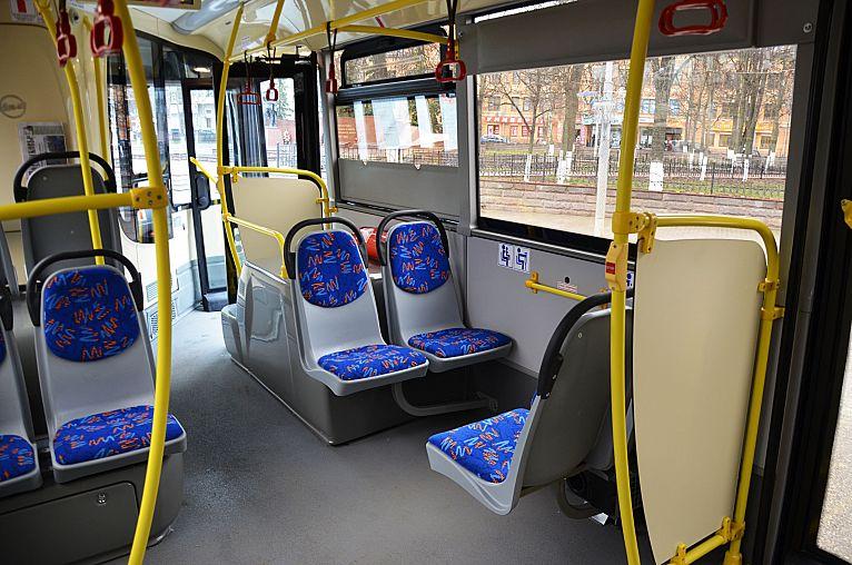 В Смоленске выделят 13,7 млн рублей на покупку автобусов