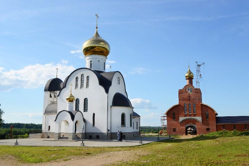 На территории женского монастыря в Смоленской области планируют обустроить воинское захоронение