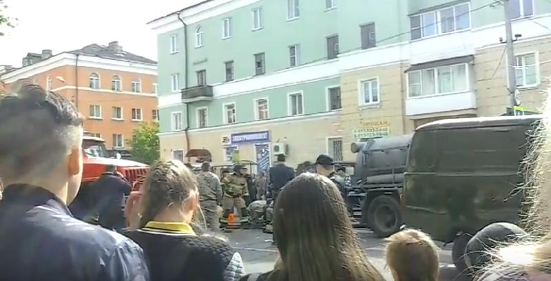 Губернатор Алексей Островский поручил разобраться в причинах трагедии в городе Сафоново