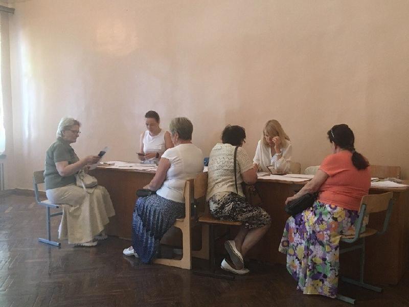 В Смоленской области проходит предварительное голосование