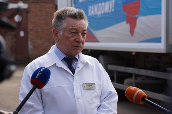 Евгений Каманин: «Выборы покажут реальное отношение избирателей к тому, что предлагает «Единая Россия»