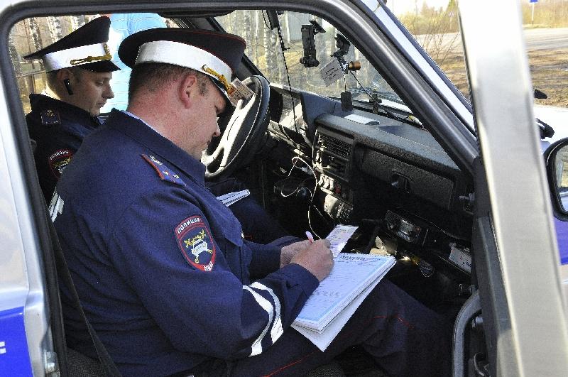 В выходные в Смоленской области пройдут «сплошные» проверки водителей