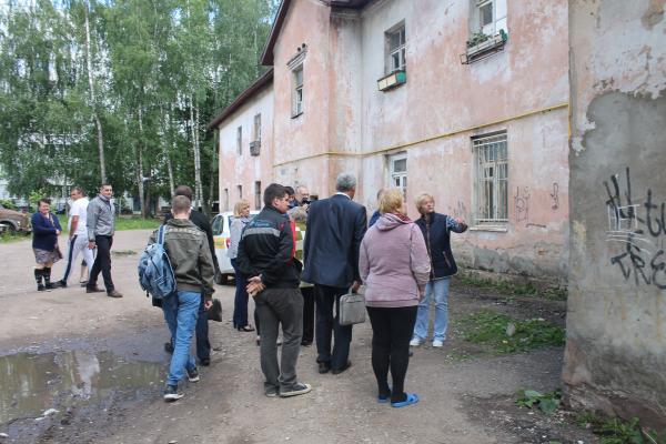 В Смоленской области оценили благоустройство дворов