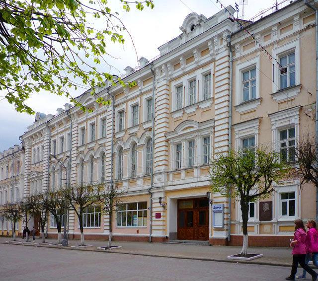 В Смоленске может закрыться ДК Профсоюзов