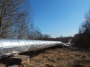 «Квадра» потратит более 7 млн рублей на теплоизоляцию труб в Смоленске