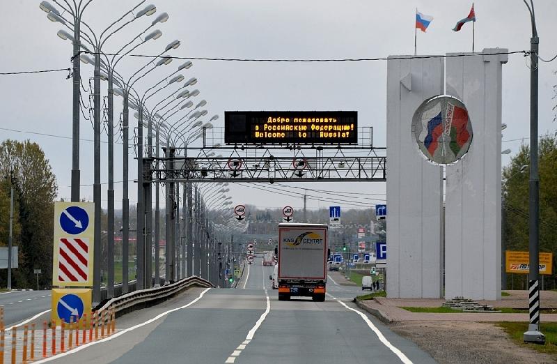 Стала известна причина многокилометровой пробки на трассе М1