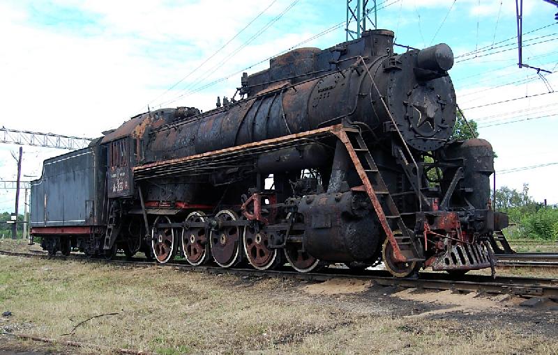 Стало известно, какой паровоз установят в Смоленске