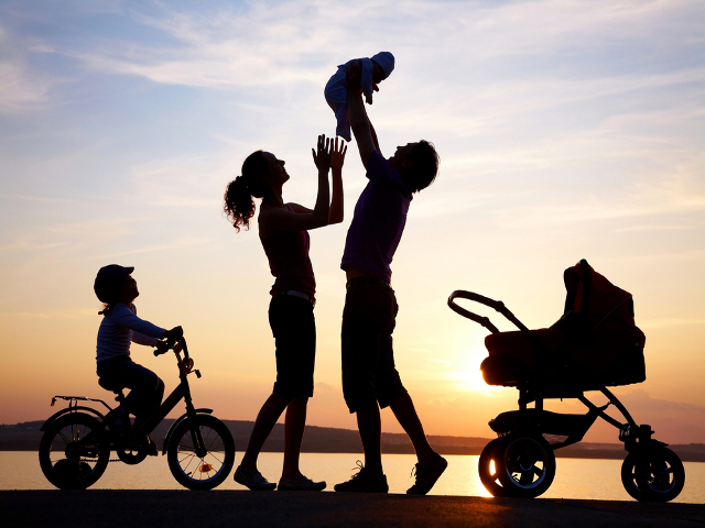 Россияне рассказали, сколько детей должно быть в идеальной семье