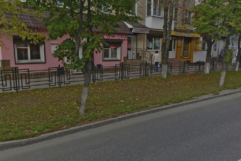 В Смоленске уберут заборы, мешающие водителям