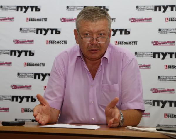 Задержан экс-начальник департамента Смоленской области по образованию и науке